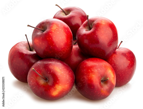 Fotografiet red delicious apple