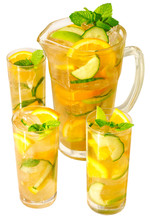PIMMS SUMMER PUNCH CUT OUT