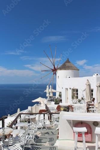 Fototapety, obrazy: Oia, Santorin