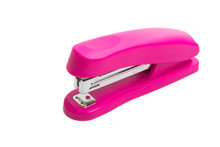 Stapler Isolated
