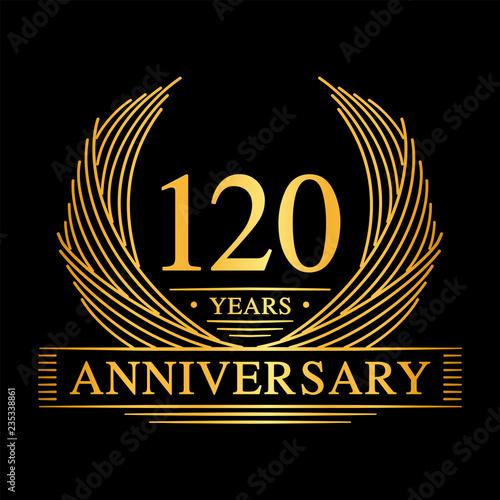 Fotografía  120 Years Anniversary Set