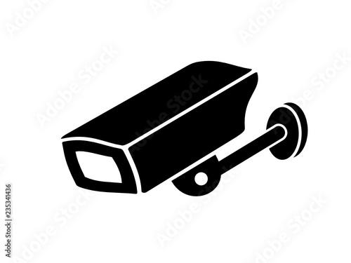 Fototapeta kamera przemysłowa ikona obraz