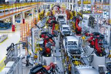Automotive Production Line. We...