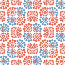 Seamless Vector Pattern,retro ...