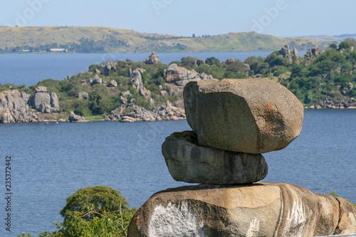 Fotografija  natural rock stack