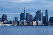 New York City view from Hoboken, NJ