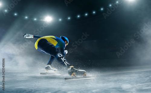 Fotografía Short track speed skating