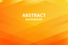 Soft And Dark Orange With Yellow Abstract Background ,vector
