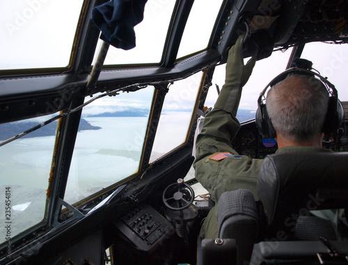Fotografía  Hercules LC-130 der U