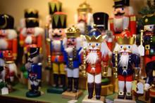 Christmas Decoration Nutcracker On Christmas Marketplace