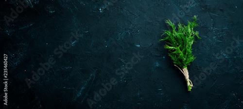 Fotografie, Tablou Fresh green dill