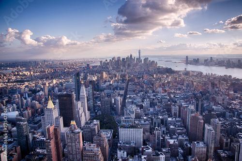 Blick über New York 5