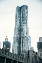 Beekman Tower New York Von Der Straße Aus