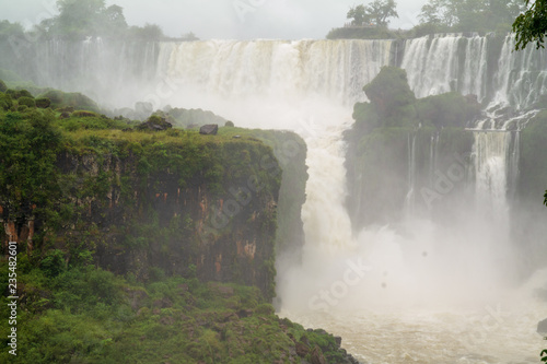 Wall Murals Waterfalls Iguazu waterfalls Argentina