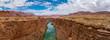 Leinwandbild Motiv Panoramic view of Colorado River, Marble Canyon Arizona