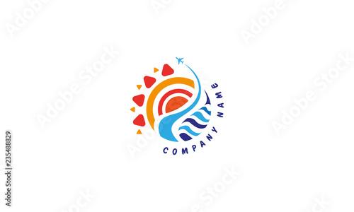Air Travel vector logoimage