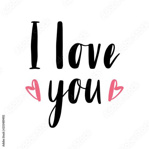 Fotografía  I Love You