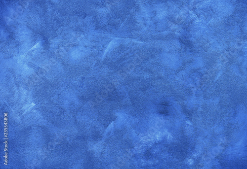 Fototapety, obrazy: Blue abstract background texture
