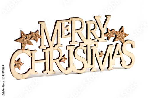 Fotografie, Obraz  Merry Christmas