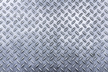 Metal Texture Background Or Stainless Plate Pattern