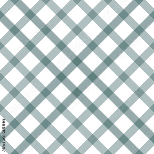 Leinwand Poster Primitive retro gingham background ideal as baby shower background