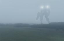 Sci-fi Military Giant Battle M...