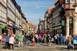 Wernigerode, Einkaufsstraße
