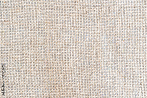 Fotografiet  Back brown Fabric canvas texture background with blank space for text design