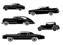Vector Illustration With Black...