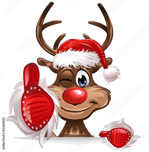 Rudolph Daumen hoch