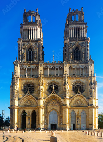 Cathedral of Holy Cross of Orleans, France