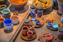 Oil Paint Pigments Minerals