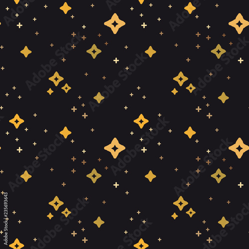 Fototapeta Star seamless Background obraz
