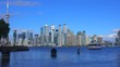 Toronto Skyline from Island 4K