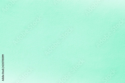 Fotografie, Obraz  romantic pale green cement wall texture - pastel