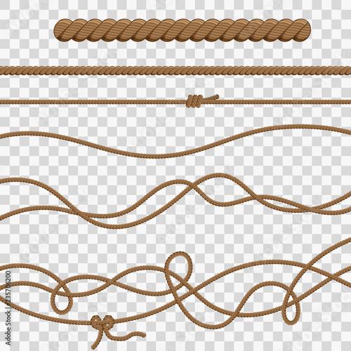 Fotografía  Ropes and Knots
