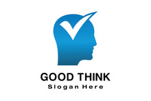 GOOD THINK LOGO DESIGN