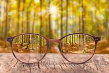 Brille Gegen Sehschwäche Brin.