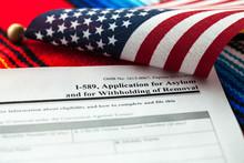Application For Asylum To USA ...