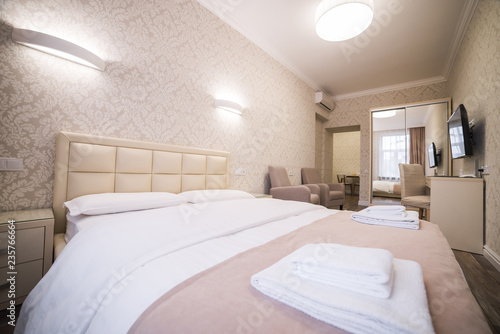 Beautiful, clean apartments for rent  Sleeping and rest area