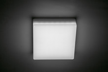 Led Lamp On The Ceiling