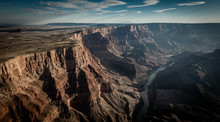 Panorama Of The Grand Canyon I...