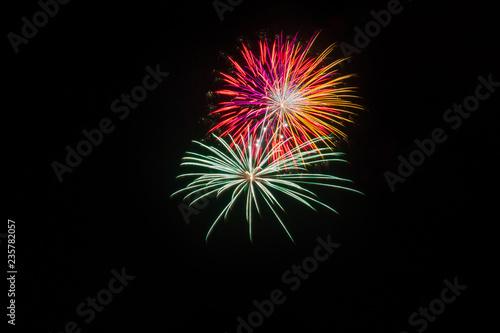 Fotografie, Obraz  Fuochi d'artificio per eventi e celebrazioni