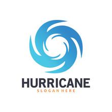 Hurricane Logo Symbol Icon Ill...