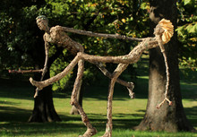 Fantasy Tree People Couple Run...