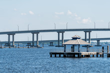 Bridges In Marina Harbor Dock ...