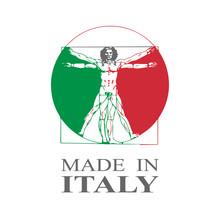 Prodotto In Italia, Logo MADE IN ITALY