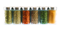 Collection Of Spice And Herbs ...
