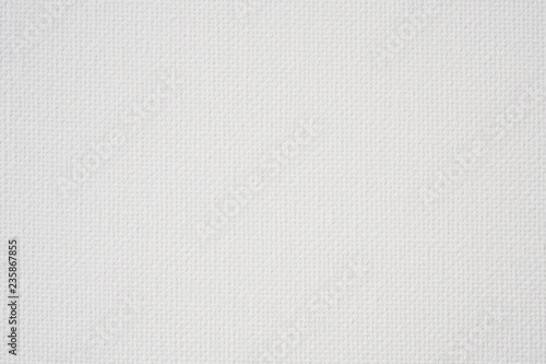 Obraz White canvas texture background - fototapety do salonu