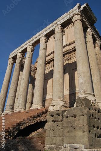 Zdjęcie XXL The Imperial Forums, Rzym, Włochy